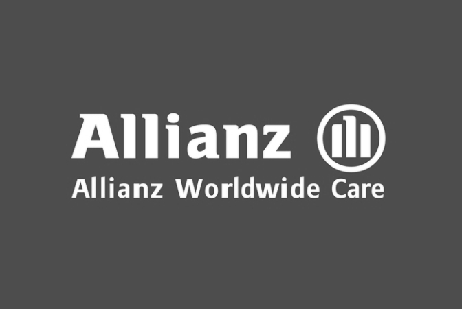 Allianz Worldwide Care logo BW - Home